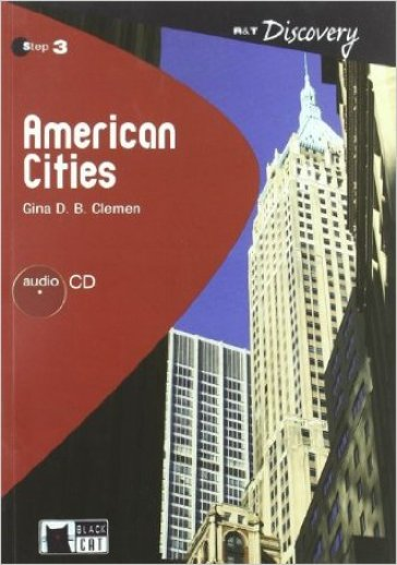 American cities. Con CD Audio - Gina D. B. Clemen |