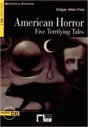 American horror. Five terrifying tales. Con CD-ROM