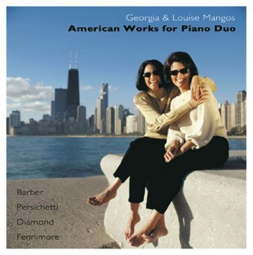 American works for piano