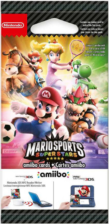mario sport superstar nintendo 3ds