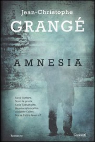 Amnesia - Jean-Christophe Grangé | Ericsfund.org