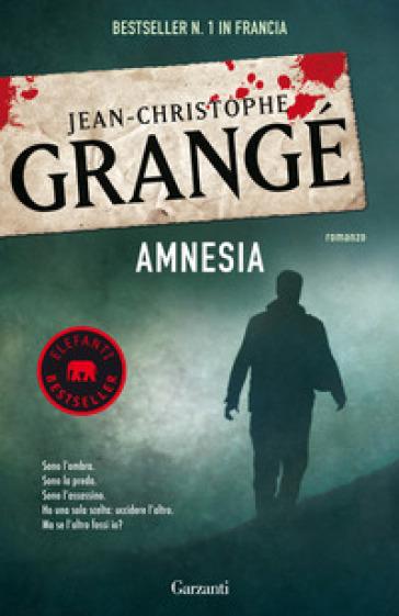 Amnesia - Jean-Christophe Grangé  