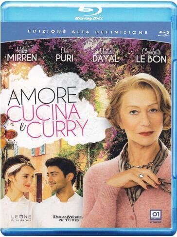 Amore, Cucina E Curry(1Blu-Ray)
