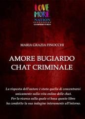 Image of Amore bugiardo. Chat criminale