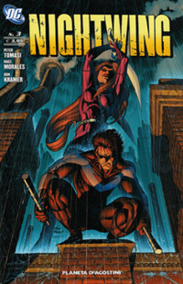 Amore & pallottole. Nightwing. 3. - Chuck Dixon |