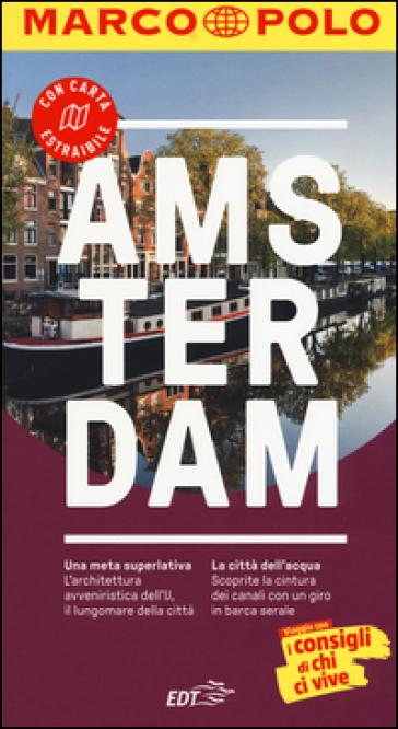 Amsterdam. Con atlante stradale - Anneke Bokern |
