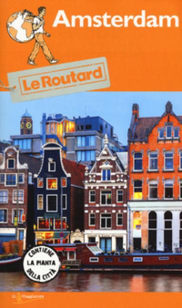 Amsterdam e dintorni. Con carta - G. Amaducci |