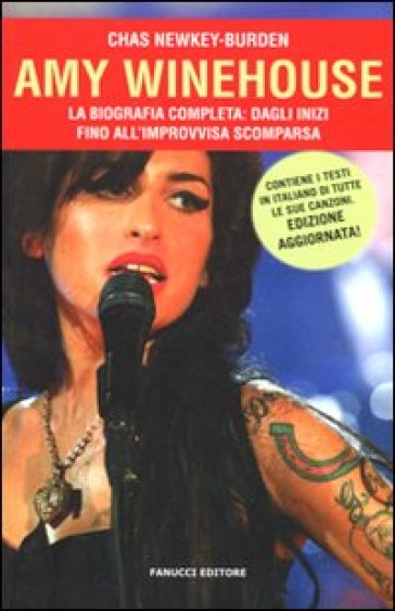 Amy Winehouse - Chas Newkey-Burden   Thecosgala.com