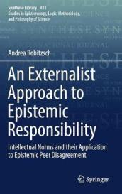 An Externalist Approach to Epistemic Responsibility