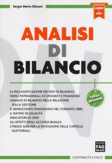Analisi di bilancio. Con Contenuto digitale per download e accesso on line - Sergio Mario Ghisoni |