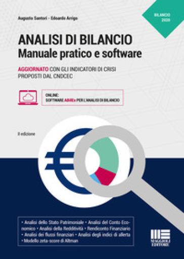 Analisi di bilancio. Manuale pratico e software. Con software - Augusto Santori | Thecosgala.com