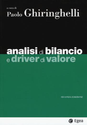 Analisi di bilancio e driver di valore - P. Ghiringhelli   Thecosgala.com