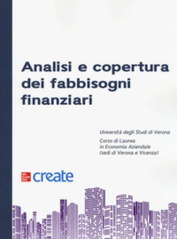 Analisi e copertura dei fabbisogni finanziari