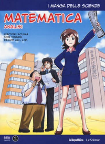 Analisi matematica. I manga delle scienze. 2. - Hiroyuki Kojima pdf epub