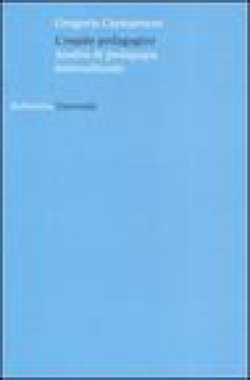 Analisi di pedagogia interculturale - Gregoria Cannarozzo Rossi pdf epub