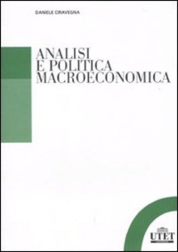 Analisi e politica macroeconomica - Daniele Ciravegna  