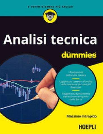 Analisi tecnica for dummies - Massimo Intropido |