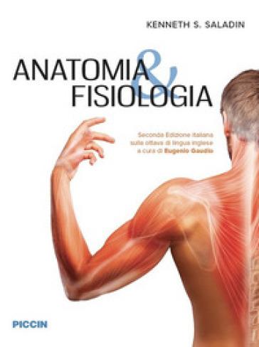 Anatomia & fisiologia - Kenneth S. Saladin | Thecosgala.com
