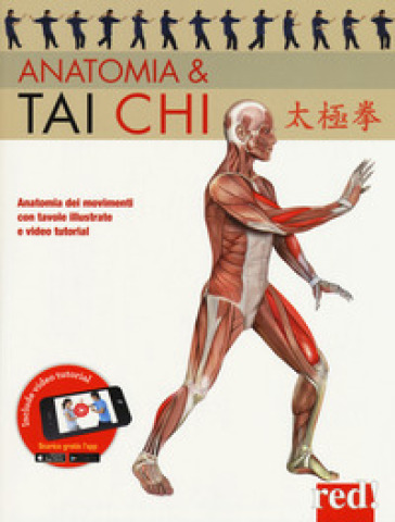 Anatomia & tai chi. Ediz. a colori. Con video tutorial - David Curto Secanella pdf epub