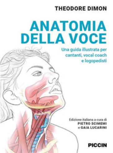 Anatomia della voce. Una guida illustrata per cantanti, vocal coach e logopedisti - Dimon Theodore | Jonathanterrington.com