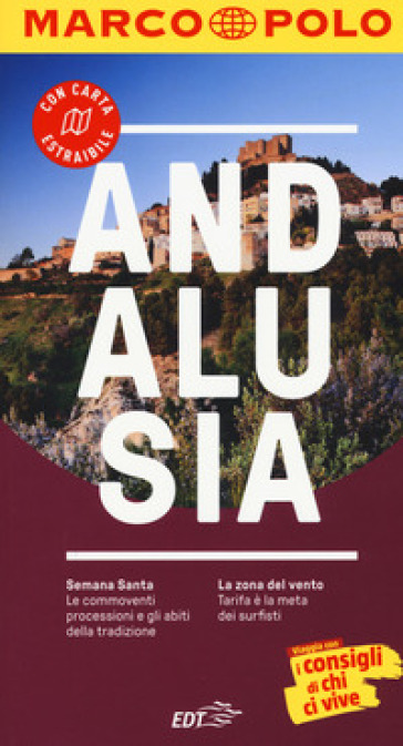 Andalusia. Con atlante stradale - Lothar Schmidt | Jonathanterrington.com