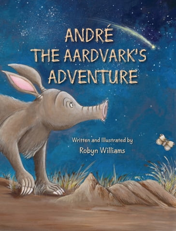 André the Aardvark's Adventure