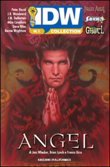 Angel. IDW collection. 1.