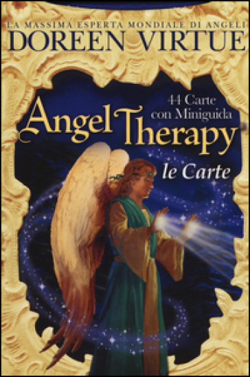Angel therapy. 44 Carte. Con libro - Doreen Virtue |