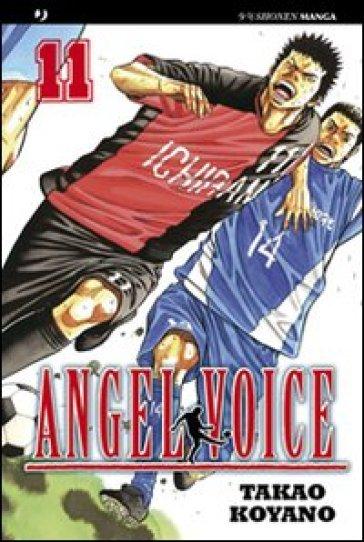 Angel voice. 11. - Takao Koyano | Rochesterscifianimecon.com
