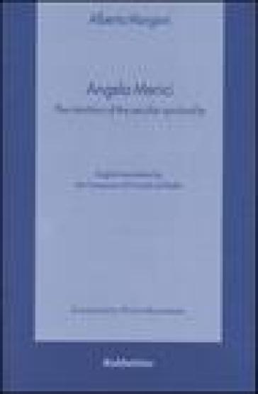 Angela Merici. The intuition of the secular spirituality