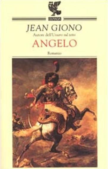 Angelo - Jean Giono |