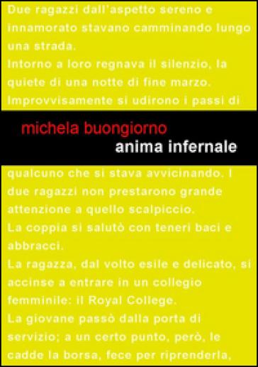 Anima infernale - Michela Buongiorno pdf epub