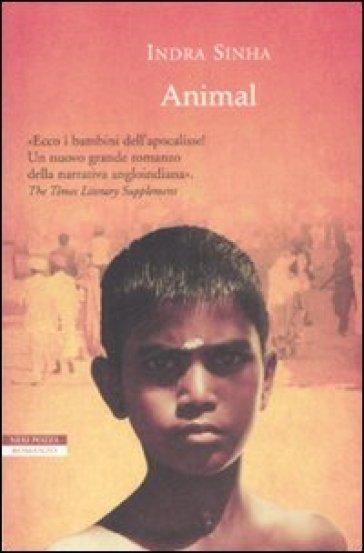 Animal - Indra Sinha pdf epub