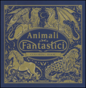 Animali fantastici. Coloring book
