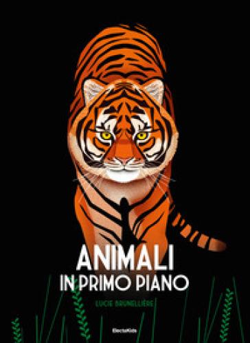 Animali in primo piano. Ediz. a colori - Lucie BRUNELLIERE   Thecosgala.com
