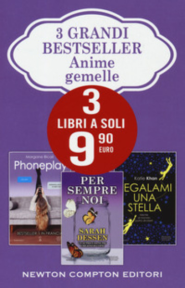 Anime gemelle: Per sempre noi-Phoneplay-Regalami una stella - Sarah Dessen | Jonathanterrington.com
