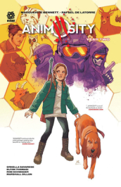Animosity: Year Two Hardcover