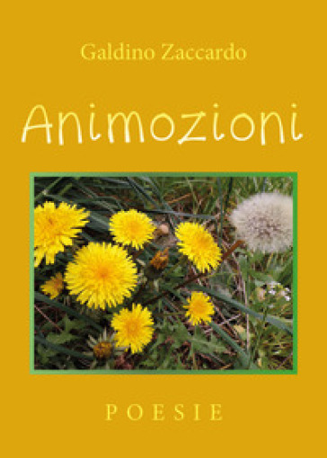 Animozioni - Galdino Zaccardo   Kritjur.org