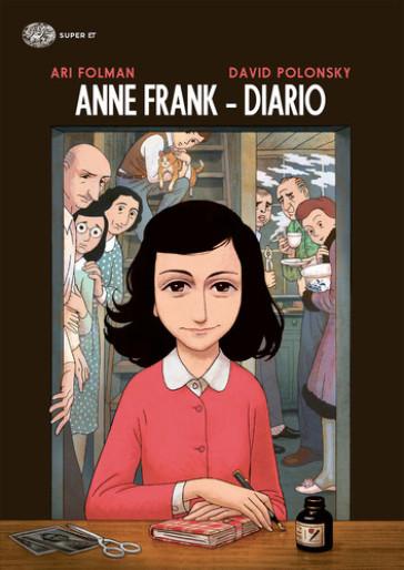 Anne Frank. Diario - Ari Folman | Jonathanterrington.com