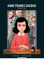 Anne Franks Dagbog graphic novel