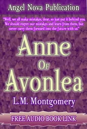 Anne of Avonlea : Free Audio Book Link