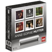 Anne-sophie mutter  5 classic