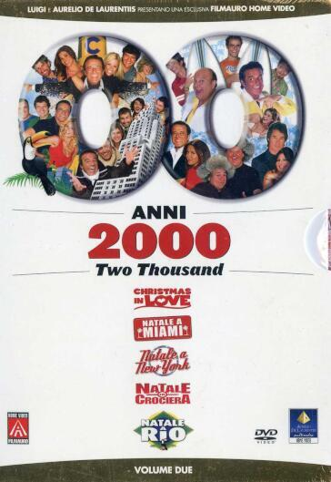 Anni 2000 - Two thousand - Volume 02 (5 DVD)