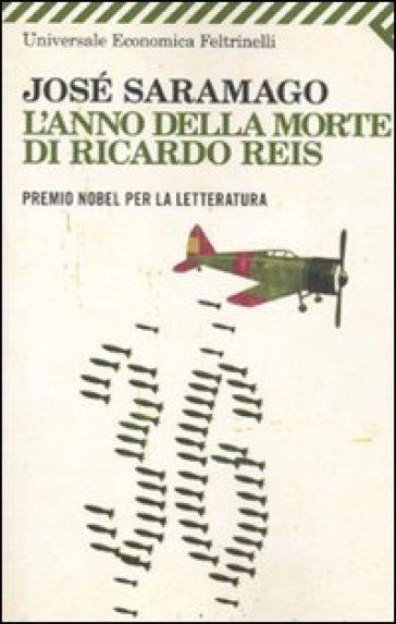 Anno della morte di Ricardo Reis (L') - José Saramago pdf epub