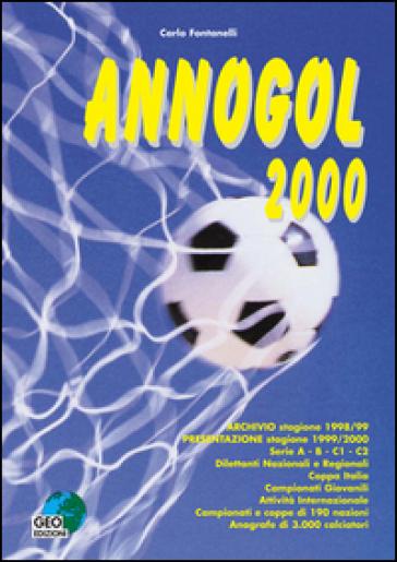 Annogol 2000 - Carlo Fontanelli | Rochesterscifianimecon.com