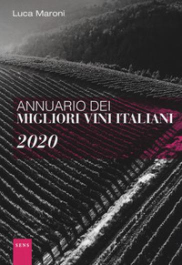 Annuario dei migliori vini italiani 2020 - Luca Maroni   Jonathanterrington.com