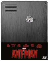 Ant-Man (3D) (Ltd Steelbook) (Blu-Ray+Blu-Ray 3D)