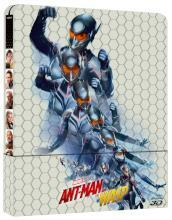 Ant-Man and the Wasp (2 Blu-Ray)(2D+3D steelbook)