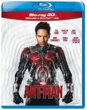 Ant-man (2 Blu-Ray)(2D+3D)
