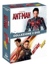 Ant-man + Ant-man and the wasp (2 DVD)